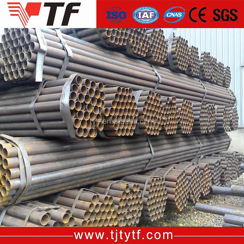 Manufacturers small diameter helical erw carbon schedule 80 welded steel pipe