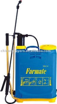 knapsack hand sprayer, Farmate sprayer NS-16