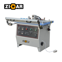 MF515A curved and straight Manual PVC edge banding machine