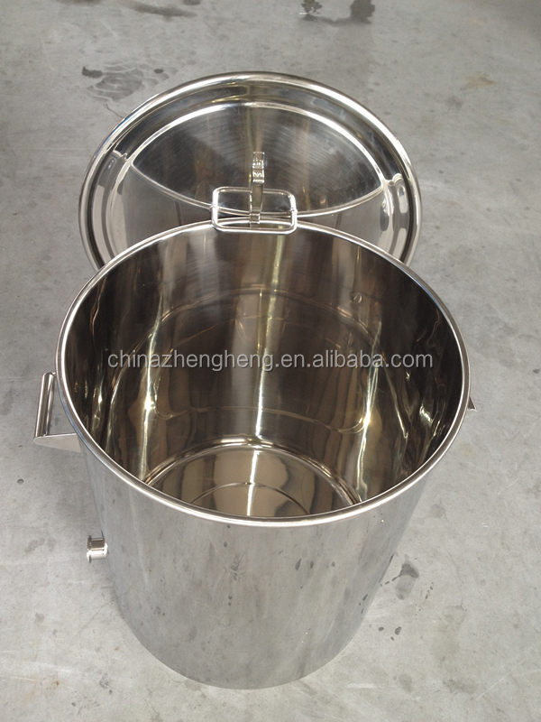 Stainless steel beer container/olive oil stainless steel container