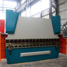 metal sheet bender CNC press brake hydraulic plate bending machine