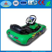 Inflatable Sports Car for ipad game, Inflatable Kart For Car Racing Game
