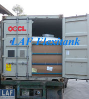 bulk bitumen transportation logistic flexitank