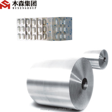 China Supplier Best Price 8011 H18 Coating PTP Aluminum Foil for Pack Capsules