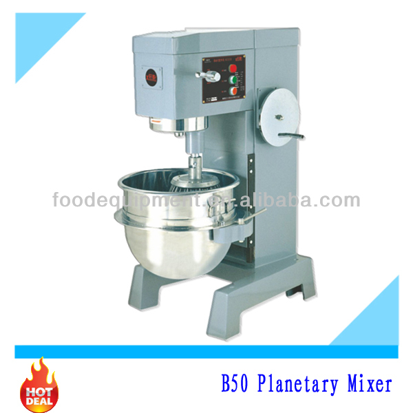 50L 3-Speed B50 Planetary Large Food Mixer