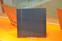No color difference best 5 inch pv solar cell