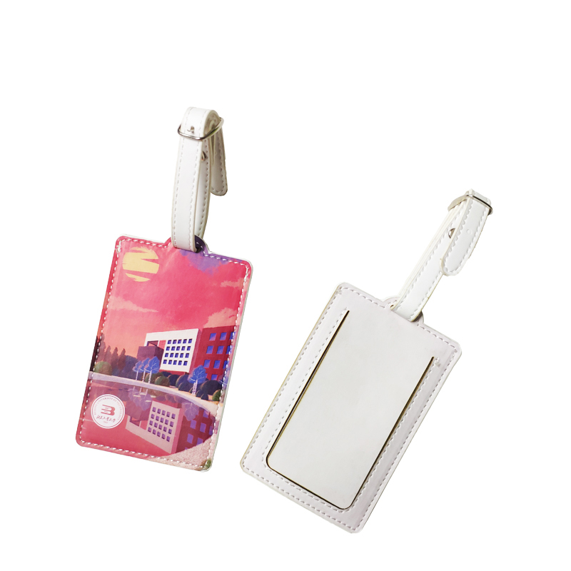 5%-10% Discount Off Customized  Luggage Tag Name Bag Card Holder Travel Suitcase Baggage with visible ID