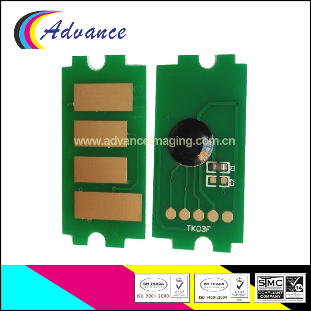 Compatible for KYOCERA FS-2100DN, Ecosys M3040DN M3540DN Toner Chip TK-3102