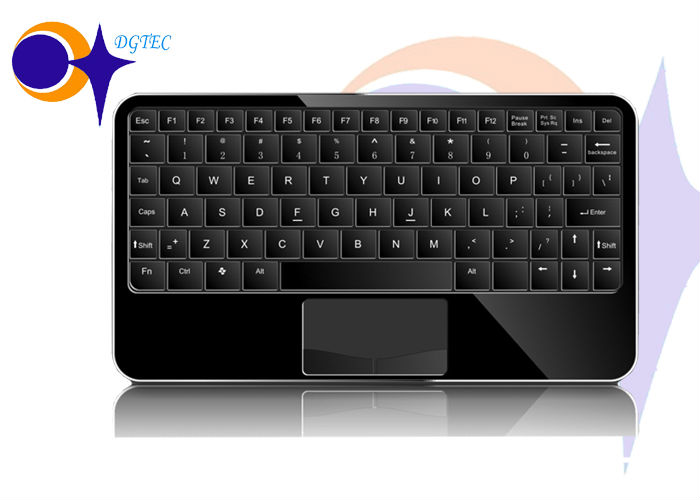 Mini wireless bluetooth keyboard with touchpad- QH-7102