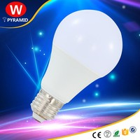 E27 E14 B22 led emergency lighting, energy saver led globe light bulb