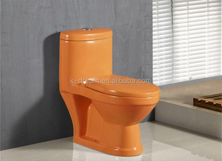 Children sanitary wares sets bathroom small colored toilet for kids