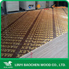 "Brown Marine plywood with wbp glue , 4""x8""x20mm / qatar construction formwork materials"
