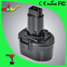 rechargeable power tools battery replace for dewalt 7.2v battery