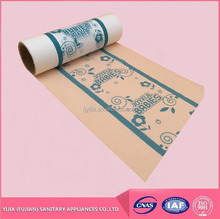 Cheap price quality PE film backsheet for baby adult diaper raw materials