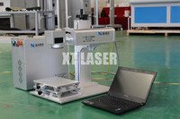 ear tag fiber laser marking machine ear tag equipment