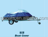 SANJ lightweight small boat cover with Best Quality and low price