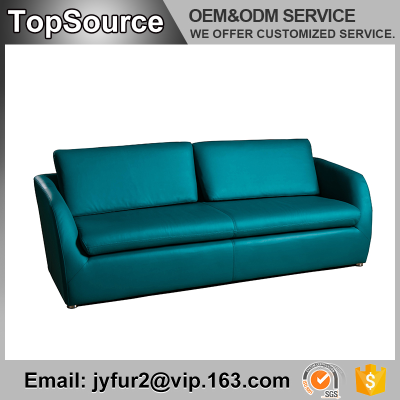 Living Room Design Wood Frame American Style Sofa
