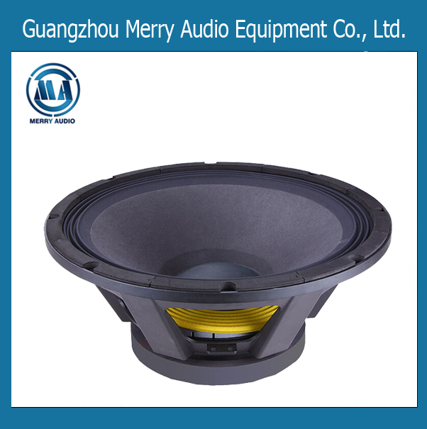"raw speaker driver 21"" subwoofer, long throw outdoor speaker sound system driver unit, top pro speaker"