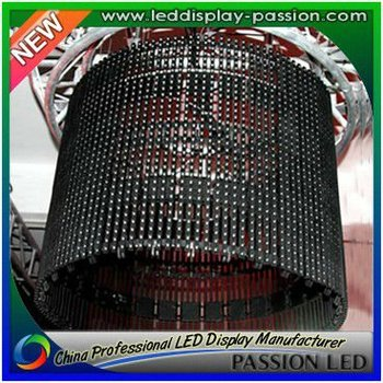 LED Soft Curtain/Soft LED Video LED Curtain/Soft LED Curtain Screen