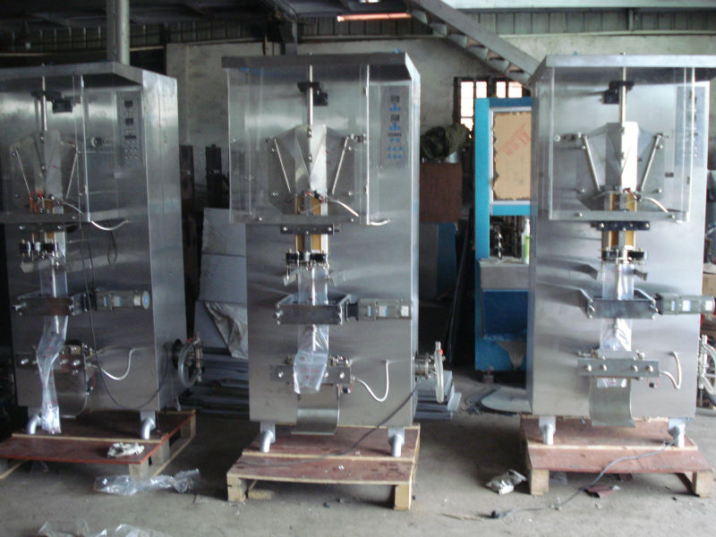 AS1000 Sachet Water Filling Machine