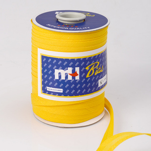 "5/8"" 100% Cotton Single Fold Bias Tape for garments"