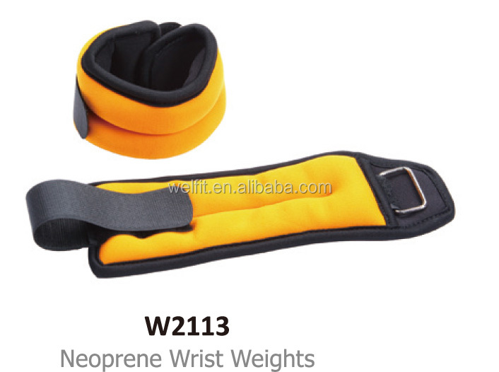 neoprene wrist/ankle weights lifting