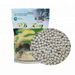 bb king air soft bb 6mm airsoft bbs 0.20g