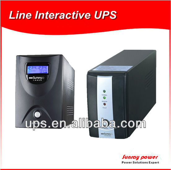 Pure sine wave inverter or UPS 2kva price in Pakistan with LCD display 500VA-2000VA
