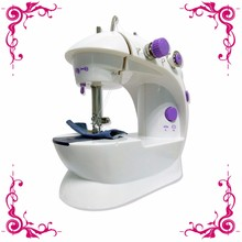Small cordless electronic sewing machine factory price