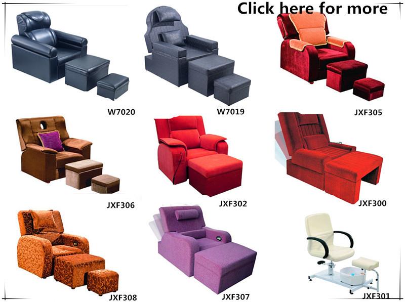 Hot Sale Foot Massage Chair Set /pedicure Spa Chair JXF300