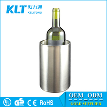 Stainless Steel Ice Barrel Cooler For Wine