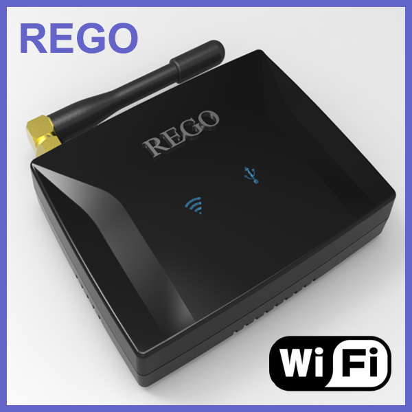 REGO Brand wifi usb device server RG-WP200 for wireless printing from China Manufacturer