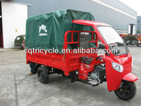adlut 8 passenger tricycle with close cabin ABS