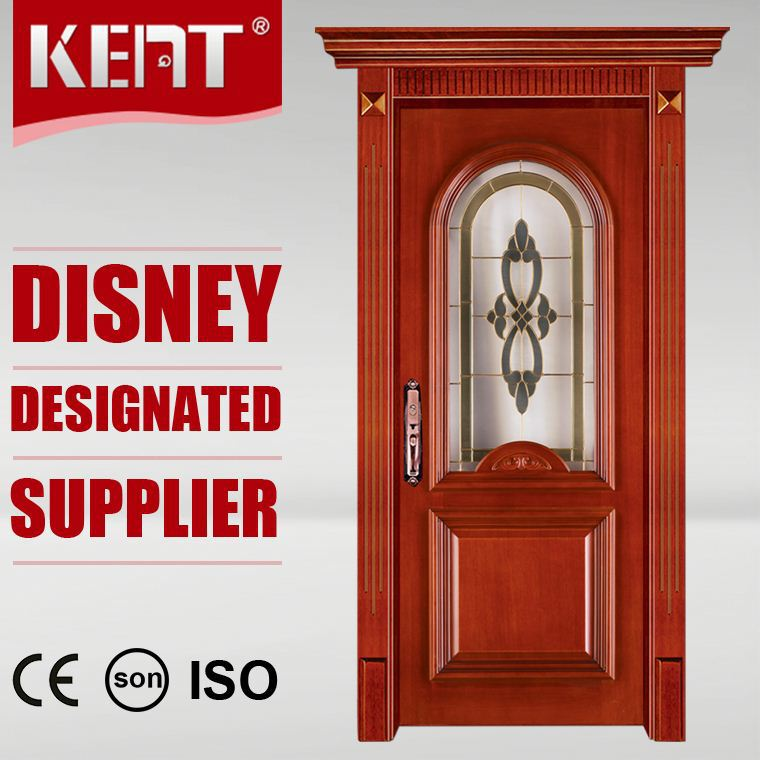 KENT Doors Top Level New Promotion Recessed Panel Door 2 Panel Interior Doors