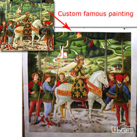 Handmade Custom classical oil painting