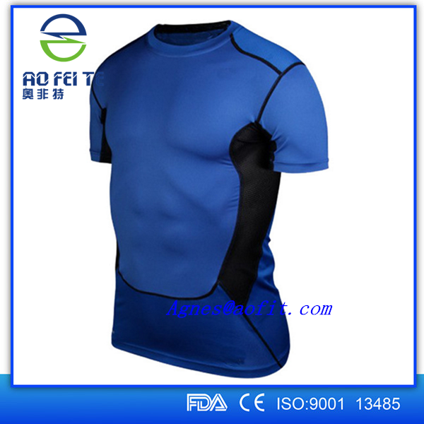 2017 Wholesale Fitness Super Hero T Shirts With Dri Fit