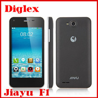 4.0inch Jiayu F1 MTK6572 Android 4.2 Phone 4GB ROM Dual sim Smartphone 3G Wcdma unlocked phone Cell Phone