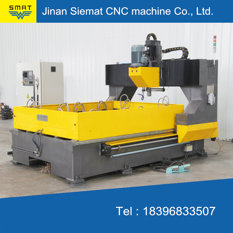 CNC Plane Drilling Machine for Steel Plate, Steel Power, Steel Bridge