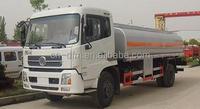 2016 Zhengzhou Dongfeng 15000 liters 4x4 oil tanker