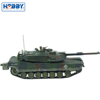 Hobby Engine 1:16 M1A1 Abrams Premium Radio Control Tank 2.4GHz RC Tank With BB Bullet