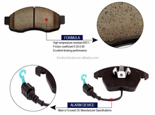 29 Years Experience factory offer directly customized rear car brake pad FB06-49-280 for mazda