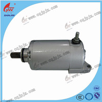 2-Bolt scooter mitsuba starter motor for motorcycle ATV 150 50CC