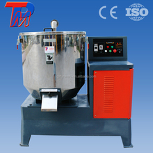Automatic color pellets chemical mixers with heating system