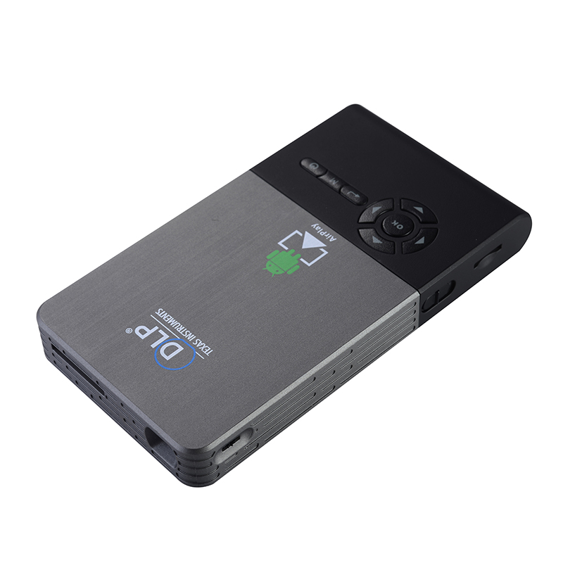 android 4.4 1GB/32GB DLP Mini Pocket <strong>projector</strong>