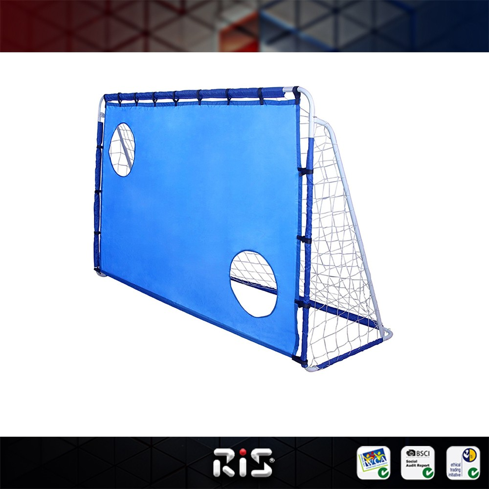 213x150x75cm outdoor metal soccer goals with net sports equipments