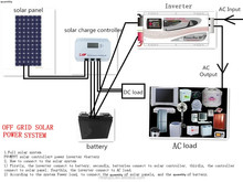 15 kw solar pump system for home/garden house