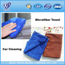 china wholesale colored cheap microfiber towel for car, kitchen cleaning
