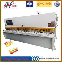 qc11y 20*6000mm Cutting machine/cutter, cutting shears, Hydraulic metal sheet cut shear