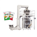 Multihead weigher Grain Seeds Crisps Snacks chips packing machine