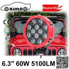 China Wholesales 6000K Front Grill Rc Car 60w work light led
